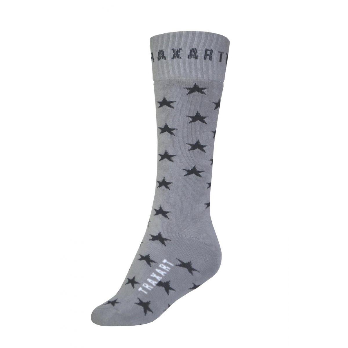 Meias 3/4 Inline com Estrelas Traxart - DS-202