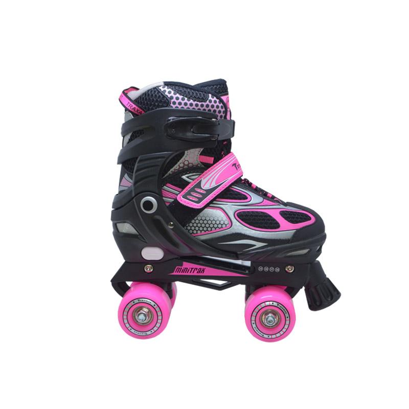 Patins Infanto-Juvenil Traxart Mini Trax - Pink
