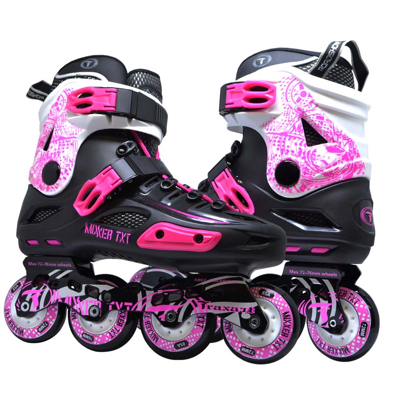 Patins Freestyle Traxart Mixxer - Pink