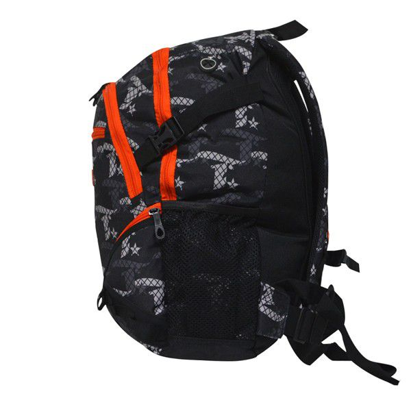 Mochila Traxart X-Pack - Preto/Cinza