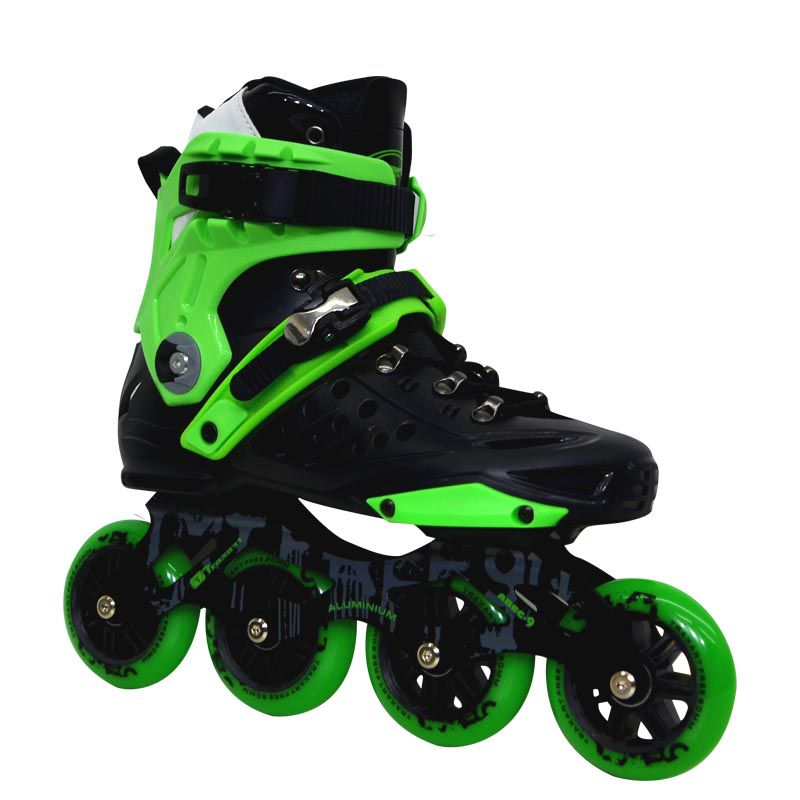 Patins Traxart Freestyle Free 90 - Rodas 90mm ABEC-9