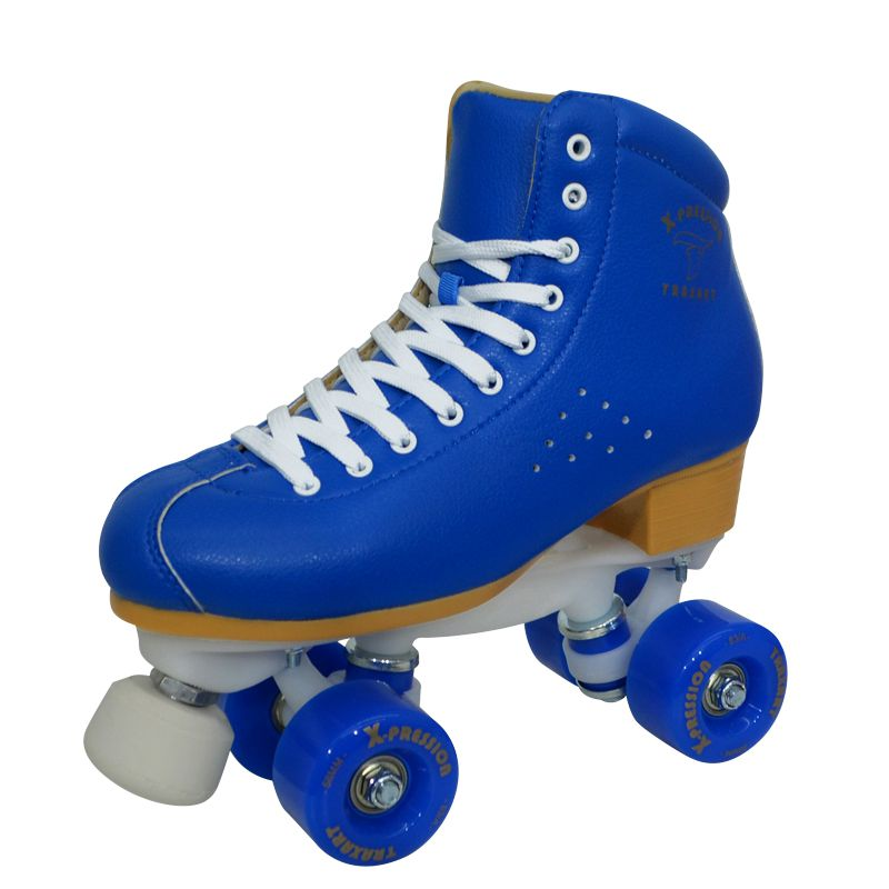 Patins Quad Traxart X-Pression - Blue