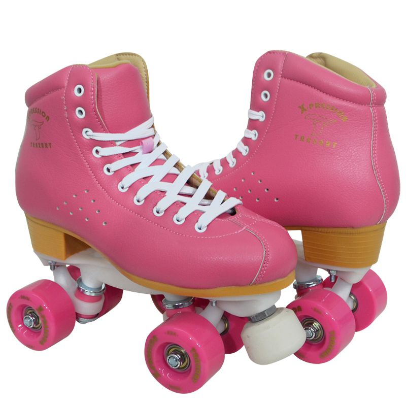 Patins Quad Traxart X-Pression - Rose
