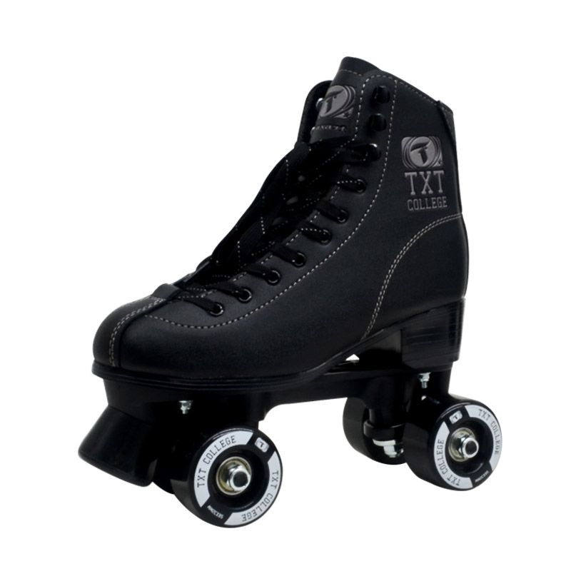 Patins Quad TXT College Black