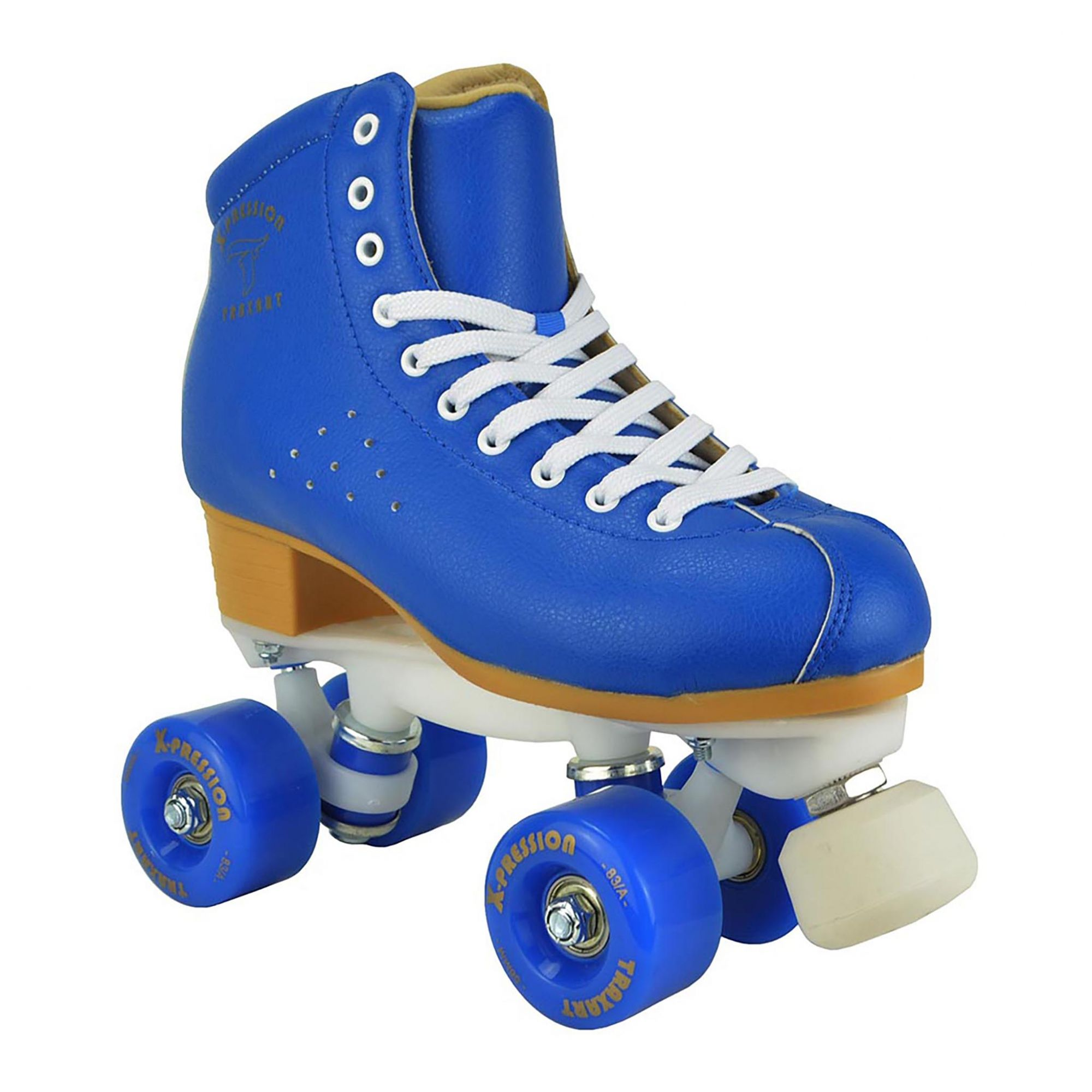 Patins Traxart Quad X-Pression - Rodas 58x32mm/83A ABEC-7