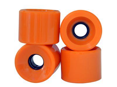 Rodas Traxart Longboard 65mm- laranja - DP-041
