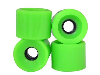 Rodas Traxart Longboard 65mm- Verde - DP-041