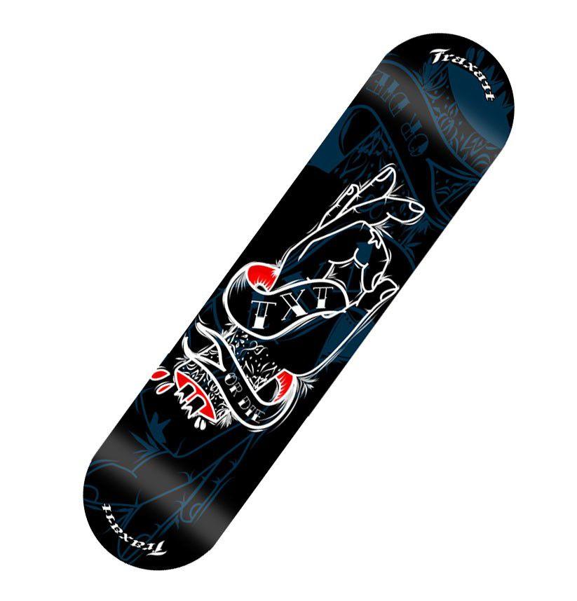Shape Skate Intermediário Traxart - DS-249