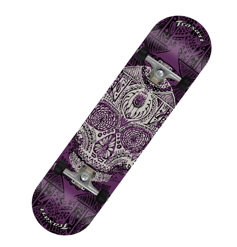Skate Iniciante Traxart - DS-191