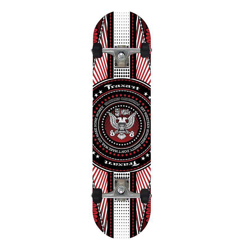 Skate Intermediário Traxart - DW-005