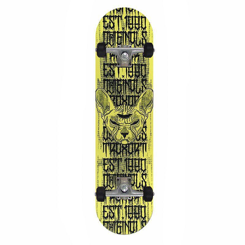 Skate Intermediário Traxart - DW-007