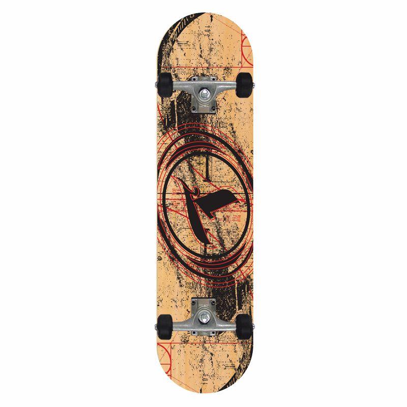Skate Intermediário Traxart - DW-009