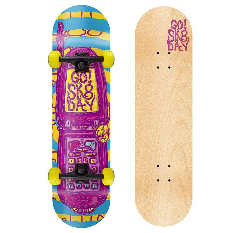 Skate Profissional Traxart - DW-231