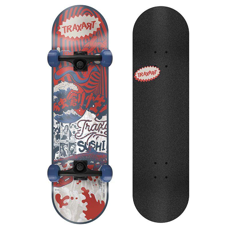 Skate Profissional Traxart - DW-232