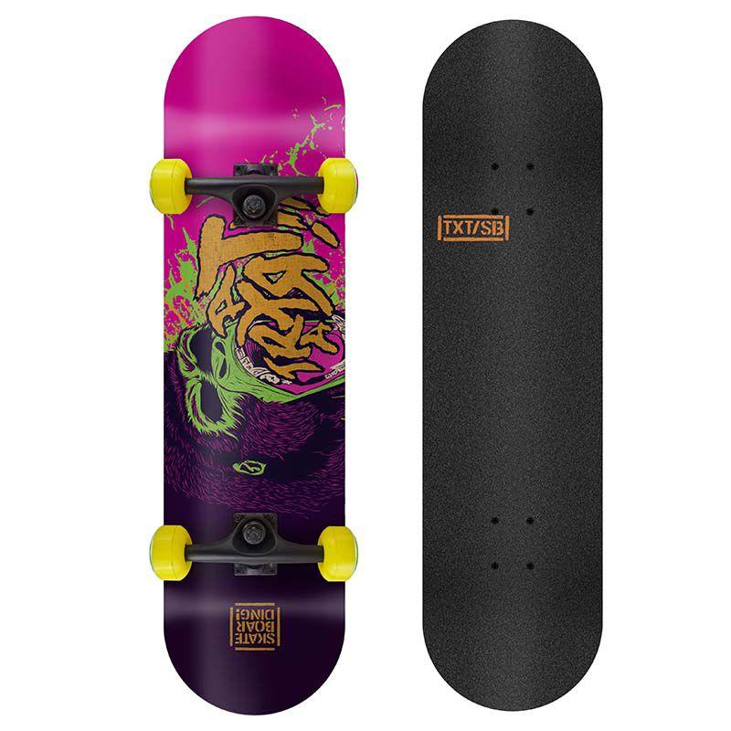 Skate Profissional X-Pro Traxart - DW-244