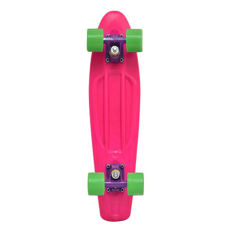 Skate  Cruiser Traxart - 15 X 57 CM - PINK