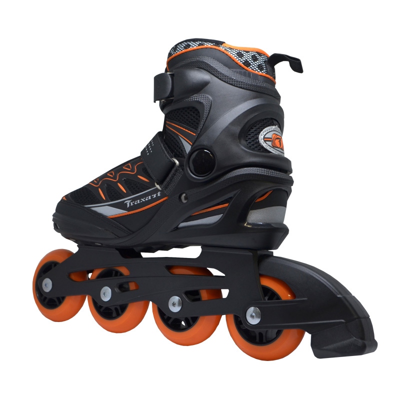 Patins Inline Traxart Softrax- Orange