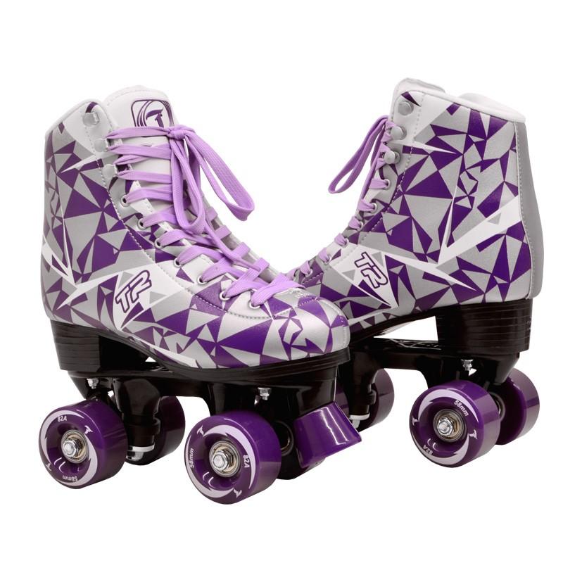 Patins Quad Traxart TR - Violet