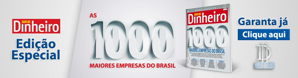 1000 melhores empresas