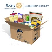 Cesta END POLIO NOW