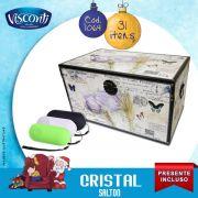 Cesta de Natal Cristal Salton