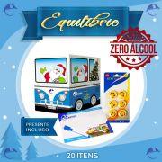 Cesta de Natal Equilíbrio - Zero Álcool