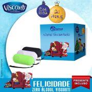 Cesta de Natal Felicidade Visconti - Zero Álcool