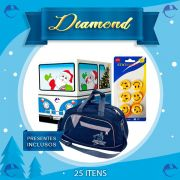 Cesta de Natal Diamond