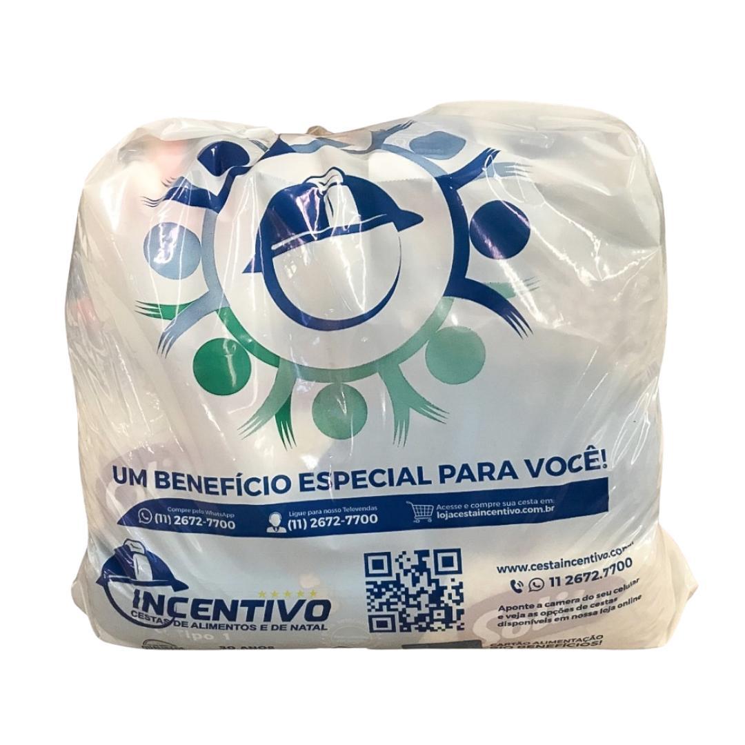 Cesta Básica Doação Círculo Solidário Vila Mariana  - 13 ITENS
