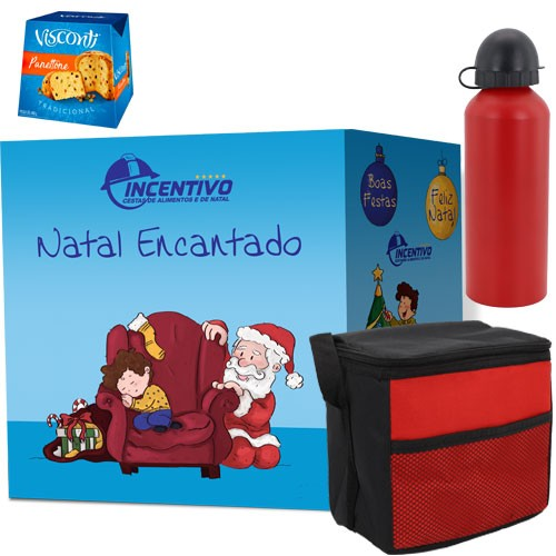 Cesta de Natal Plus Térmica - 36 Itens