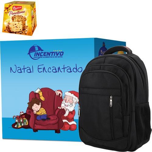 Cesta de Natal Prime Bauducco - 44 Itens