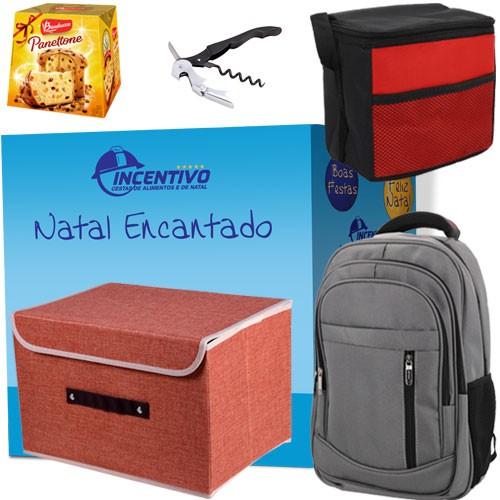 Cesta de Natal Reserva + Térmica - 35 Itens