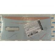 Teclado Membrana / Etiqueta Profi III Bios (3 BIOS) (Sob Encomenda)