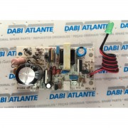Placa fonte Ultraled com saída 7,5 VDC