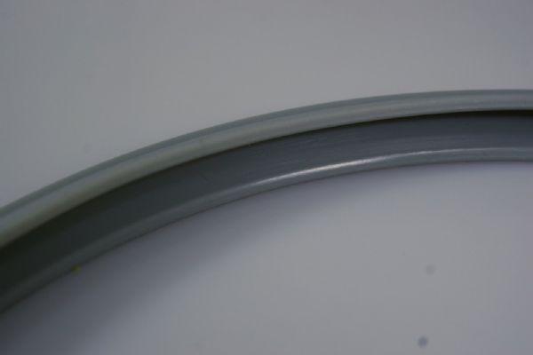 Anel de Silicone para Porta - Autoclave 12LX- Modelo novo com Estrias - Sob Encomenda  - DABI ATLANTE - TOP ODONTO