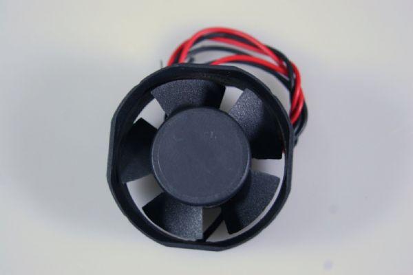 Micro ventilador para peça de mão  - DABI ATLANTE - TOP ODONTO