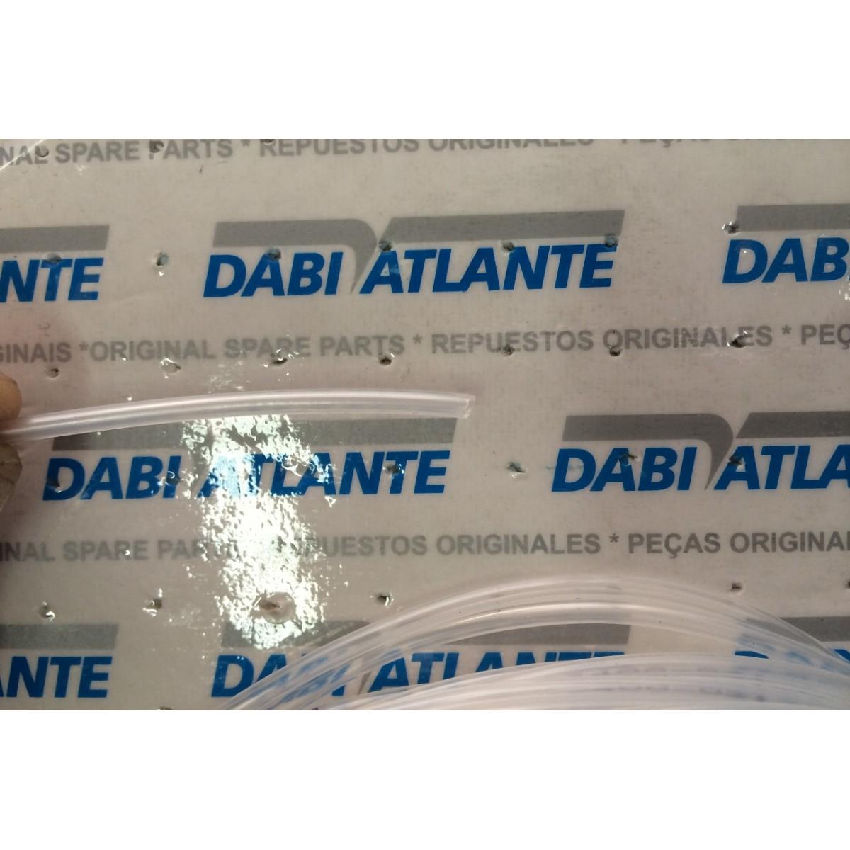Tubo  PU.Cristal DIAM. 2,4 X 1,2 (mangueira super fina)  (Sob Encomenda)  - DABI ATLANTE - TOP ODONTO