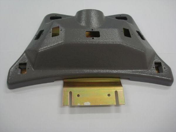Capa pedal joystick sem aba com 9 furos  - DABI ATLANTE - TOP ODONTO