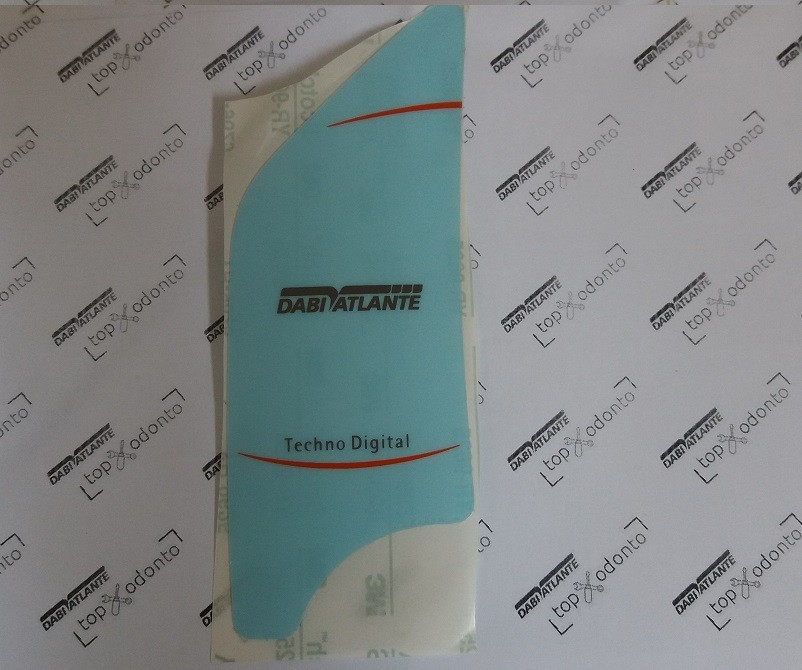 Conjunto de Etiquetas para Equipo Techno  - DABI ATLANTE - TOP ODONTO