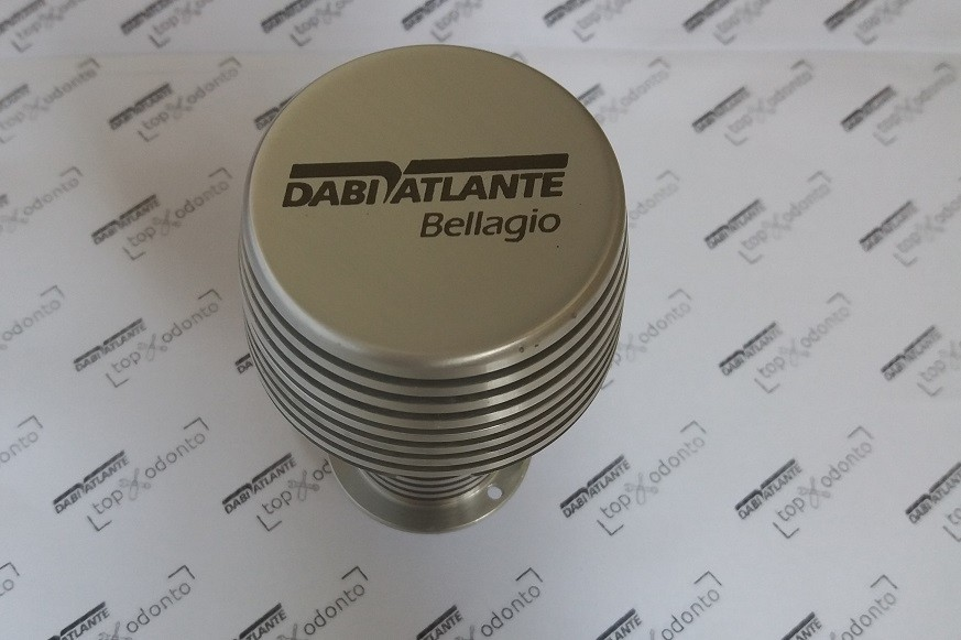 Conjunto Lampada  LED/ Canhão Refletor Bellagio  - DABI ATLANTE - TOP ODONTO