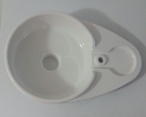 Cuba / Bacia de Plástico Unidade Techno c/ Mufla - (Sob Encomenda)  - DABI ATLANTE - TOP ODONTO