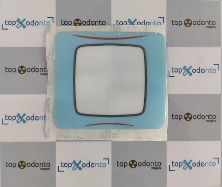 Etiqueta do Negatoscópio para Equipo Techno  - DABI ATLANTE - TOP ODONTO