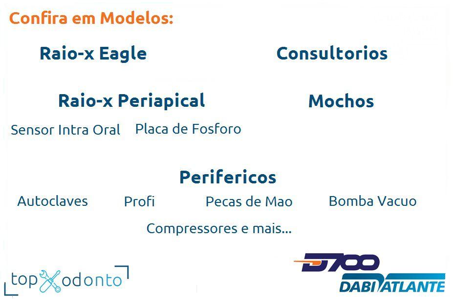 MODELOS  - DABI ATLANTE - TOP ODONTO