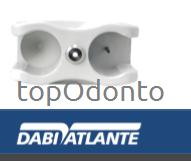 NOVA LINHA BAIXA ROTAÇÃO - CONTRA ANGULO - 3 MODELOS - DABI ATLANTE  - DABI ATLANTE - TOP ODONTO