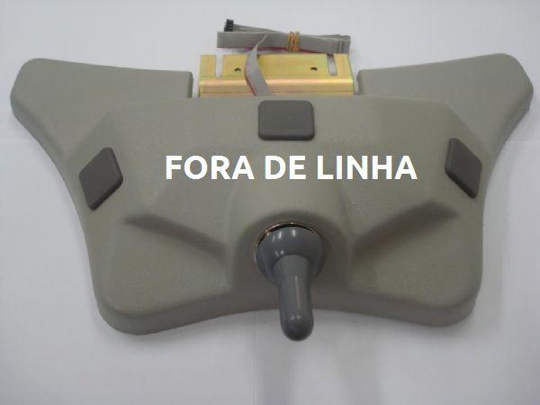 Pedal joystick completo sem volta zero com aba - Fora de Linha  - DABI ATLANTE - TOP ODONTO