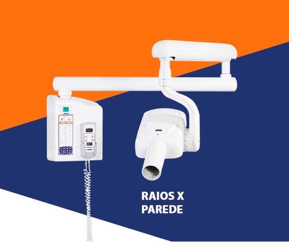 RAIOS X D700 - PAREDE  - DABI ATLANTE - TOP ODONTO
