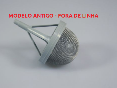 Tela Separador de Detritos  - DABI ATLANTE - TOP ODONTO