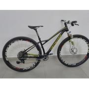 Bicicleta MTB Specialized Fate Expert Carbono Tamanho 15 Com Grupo Sram GX Eagle 12 Velocidades - USADO