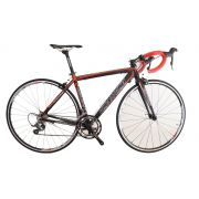 Bicicleta Speed 700 Vicinitech Space II Pro Alumínio 2019 com Shimano Claris 16v