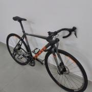 Bicicleta Speed Sense Criterium Comp 2020 Freio a Disco Alumínio Tamanho 53 Com Grupo Shimano Claris 8 velocidades  - USADO